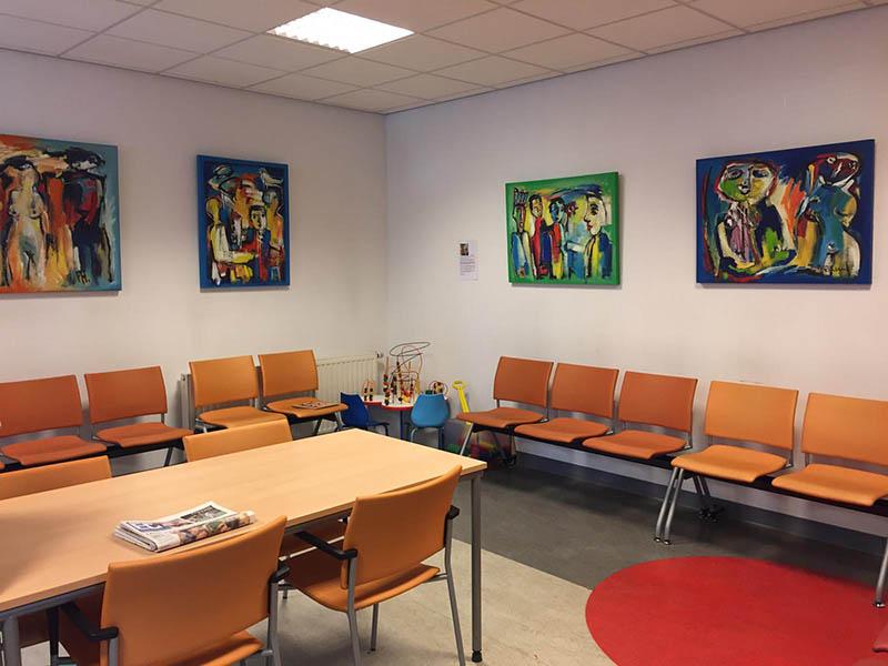 Wachtkamer Huisarts Lidwina Eindhoven